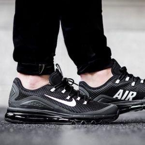 Nike Air Max More Men's Running Shoes Sneakers
